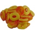 Fuzzy Peach Rings 300ct