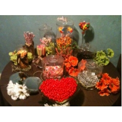 Candy Jar Set Rental