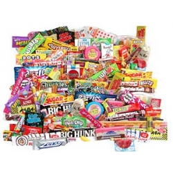 Ultimate Retro Candy Box