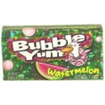 Bubble Yum Cotton Candy Flavor