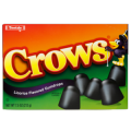 Crows Black Licorice Dots