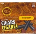 Black Licorice Cigars 24ct